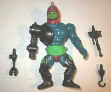 Vintage Original He-Man Masters of the Universe Trap Jaw Action Figure 1981 [55]
