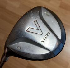 New listing Taylormade V Steel 3 Wood 15 Degree Left Hand Golf Club Regular Flex M.A.S.²