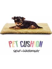 Magic Thermal Pet Rug Dogs Cats Self Heating Washable Travelling 64 X49