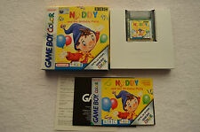 GameBoy Advance - Noddy & The Birthday Party NM/MB