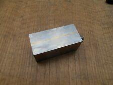 Brown Amp Sharpe No 760 5 14 Magnetic Block