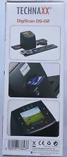 Technaxx DigiScan DS-02 Negativ-/ Dia Scanner. Neu