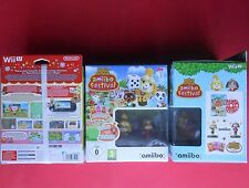 videogiochi wii u amiibo festival animal crossing video games wii u sealed wiiu