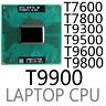 Intel Xeon T7600 T7800 T9300 T9500 T9600 T9800 T9900 CPU Processor