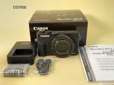 Canon PowerShot G7 X Mark III - 20.1MP Point & Shoot Digital Camera - 3637C001