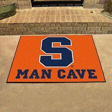 "Syracuse Orange Man Cave 34"" x 43"" All Star Area Rug Floor Mat"