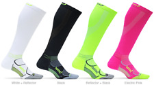 Feetures! Men's Graduated Compression Running Knee High Socks