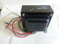 100 Watt RMS Power Transformer Faraday #50268 Teletalk Webster OEM NOS
