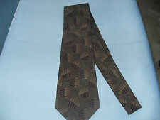 Christian DIOR cravatta 100% seta Made in Italy.