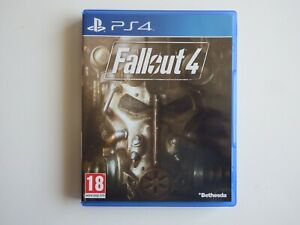 Fallout 4 on PS4/PS5 in NEAR MINT Condition (Disc MINT)