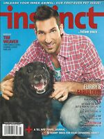 Instinct Magazine Tim Weaver Dog Tips Travel Tel Aviv Fahion Cesar Millan 2009
