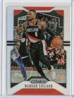 DAMIAN LILLARD Blazers 2019-2020 NBA Prizm SILVER PRIZM #112