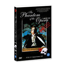 Phantom of the Opera TV (1990) - Burt Lancaster DVD *NEW