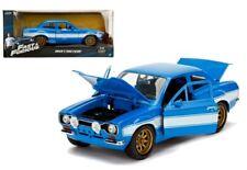 Fast Furious Diecast Ford ESCORT Rs2000 Brian 20cm 1/24 Original Jada Toys
