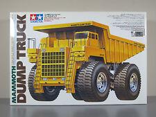 Vintage Rare New Tamiya 58268 R/C 1/20 Mammoth Tipper Dump Bed Truck 4WD