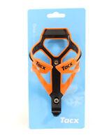 TACX Deva Bicycle Cycling Water Bottle Cage 29 Grams Orange
