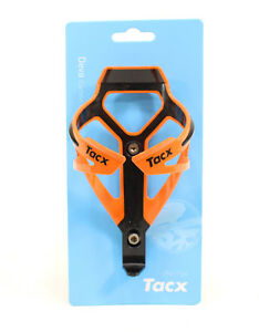 TACX Deva Bicycle Cycling Water Bottle Cage 29 Grams Orange