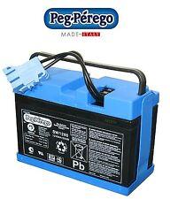 PEG PEREGO Batteria 12 VOLT 12V / 8 AH  KB0034  ORIGINALE -nuovo-Italia