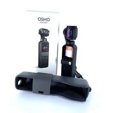 Used DJI Osmo Pocket 3-Axis Stabilizer and 4K Handheld Camera