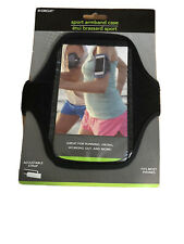 CELL Phone SPORT ADJUSTABLE ARMBAND CASE Fits Most Phones