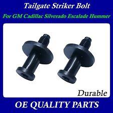 Pair Tailgate Striker Bolt for Cadillac Silverado Escalade Hummer 38427 11570162