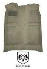 Dodge RAM Pickup Extended Cab Replacement Carpet Kit 94 95 96 97 98 99 00 01