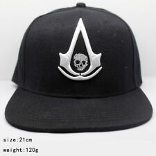 New Assassin's Creed Baseball Hat Hip-Hop Black Cap Casual Unisex Fashhion Gift