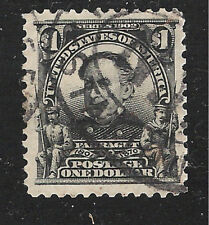 U.S. Scott 311 Regular Issue $1.00 black