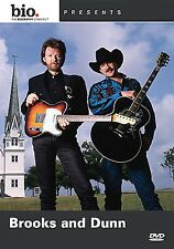 Biography BROOKS AND & DUNN (DVD) A&E AE SEALED history THC history channel NEW