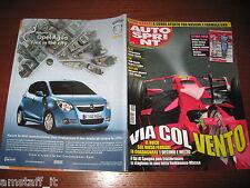 AUTOSPRINT 2008/17=DANICA PATRICK=RALLY 1000 MIGLIA ANDREUCCI=PUBBLICITA' OPEL=