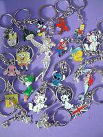 Disney Enamel Key Ring