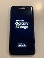 Samsung Galaxy S7 edge - 32GB - Black Onyx (Verizon)