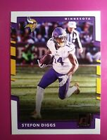 2017 Donruss Stefon Diggs Minnesota Vikings card #285 MINT
