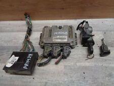 NISSAN Primera P12 Motorsteuergerät 0281011454 8200305678 (29) Wegfahrsperre