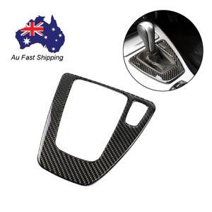 For BMW 3 Series E90 2005-2012 Carbon Fiber Inner Gear Shift Panel Cover Trim