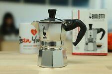 BIALETTI Moka Express Alu Espresso Kocher Kaffeebereiter 1 Tasse coffee machine
