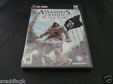 PC juego Assassin's Creed IV 4 Black Flag Nuevo Sellado