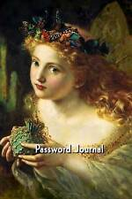 Password Book: Fairy Queen (Large Print) by Johnson, Kim Marie -Paperback
