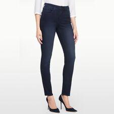 NYDJ Not Your Daughters Jeans Alina Sculpting Legging Norwell Dark Size 2 Petite