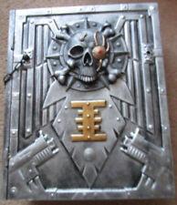 DEATHWATCH WARHAMMER 600/2000 LIMITED EDITION METAL AMMO BOX CASE GAMES WORKSHOP