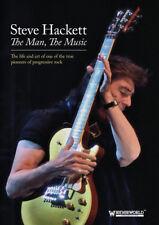 Steve Hackett - Man the Music [New DVD]