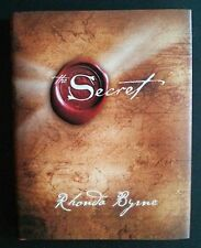 The Secret by Rhonda Byrne 2006 Hardcover 1st edition 1st printing w/dust jacket