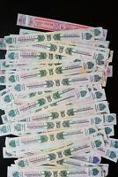 Ukraine Revenue Collection Stamp Hoard 80 Items with Varieties
