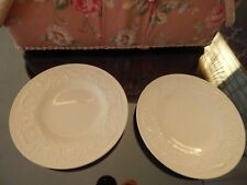 Wedgwood Patrician Set Of 2 Bread & Butter Plates excellent condition