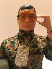 GI Joe Vintage 1964-68 /Amber Goggles Desert Patrol!