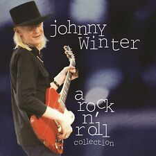 Johnny WINTER-A Rock 'n' roll Collection 2 CD NUOVO
