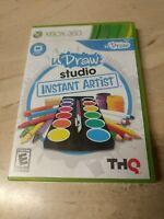 uDraw Studio Instant Artist Xbox 360
