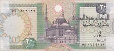 EF 1988 Egypt 20 Pounds Note, Pick 52c?