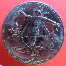Famous German Magician Janos Bartl - magician token - Zn npl - more on ebay.pl