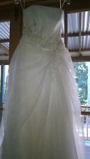 Touch of Romance wedding dress size 10